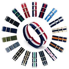 CIVO-Watch-Bands-NATO-Premium-Ballistic-Nylon-Watch-Strap-Stainless-Steel-Buckle-18mm-20mm-22mm