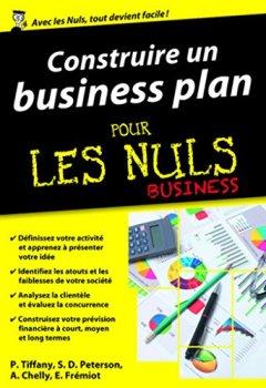 Livres Couvertures de Construire un business plan pour les Nuls poche Business