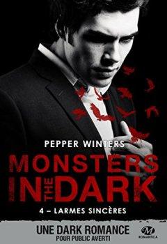 Livres Couvertures de Larmes sincères: Monsters in the Dark, T4