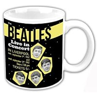 Beatles - Mug Live in Concert