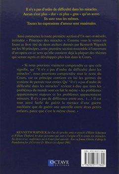 Livres Couvertures de Les 50 principes des miracles d'Un cours en miracles