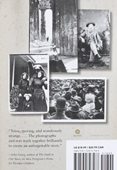 Livres Couvertures de Library of Souls: The Third Novel of Miss Peregrine's Peculiar Children