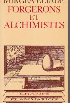 Livres Couvertures de Forgerons et Alchimistes