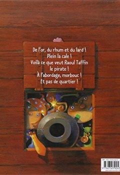 Livres Couvertures de Raoul Taffin pirate