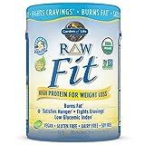 Garden of Life Organic Raw Fit Vanilla 420g Powder