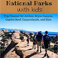 Book Review: Utah's Big 5 National Parks with Kids
