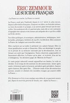 Livres Couvertures de Le Suicide français