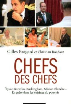 Livres Couvertures de Chefs des chefs