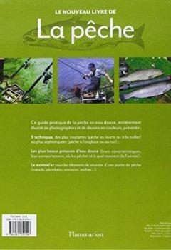 Livres Couvertures de Le nouveau livre de la pêche : Toutes les techniques de base en eau douce