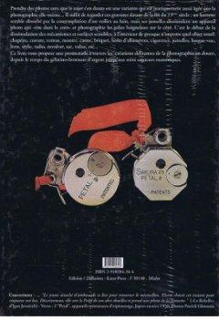 Livres Couvertures de L'oeil espion. Appareils photographiques d'espionnage et miniatures