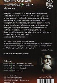 Malronce (Autre-Monde, Tome 2) de Indie Author