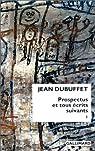 Prospectus et tous écrits suivants, tome 1