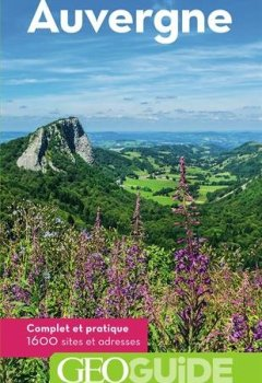 Livres Couvertures de Auvergne