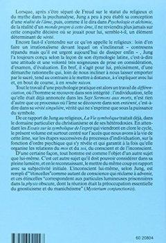 Livres Couvertures de L'Ame et le Soi : Renaissance et Individuation