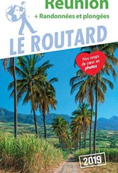 Livres Couvertures de Guide du Routard Réunion (+ randonnées et plongées) 2019: (+ rando et plongées)
