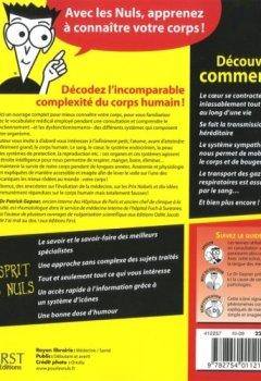 Livres Couvertures de Le Corps humain Pour les nuls