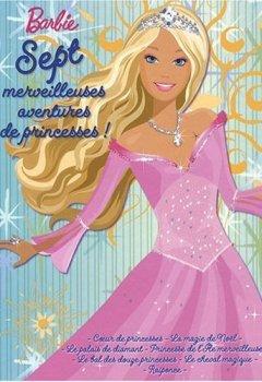 Livres Couvertures de Sept merveilleuses aventures de princesses