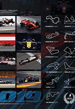 Livres Couvertures de F1 2019 - Formule 1 calendrier mural 2019 - Formula 1