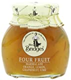 Mrs. Bridges Marmalade, Four Fruit, 12 Ounce