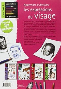 Livres Couvertures de Apprendre à dessiner les expressions du visage