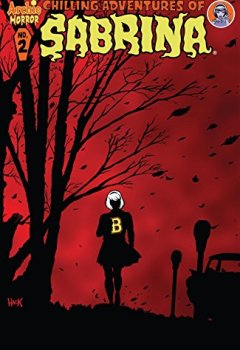 Livres Couvertures de Chilling Adventures of Sabrina #2 (English Edition)