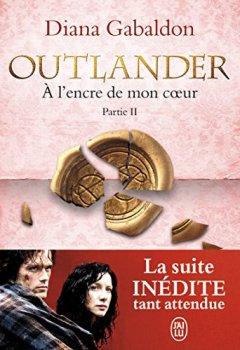 Livres Couvertures de Outlander, Tome 8 : A l'encre de mon coeur : Partie 2