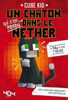 Livres Couvertures de Un chaton dans le Nether