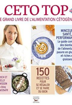 Livres Couvertures de Céto top - Le grand livre de l'alimentation cétogène