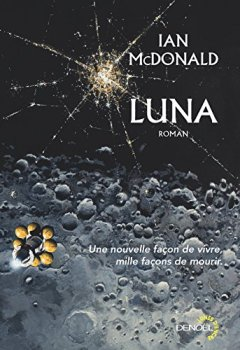 Livres Couvertures de Nouvelle lune, I:Luna