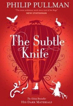 Livres Couvertures de Subtle Knife Adult Edition Wbn Cover