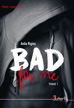 Livres Couvertures de Bad for me
