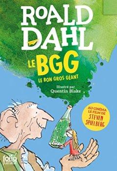Livres Couvertures de Le Bon Gros Géant: Le BGG