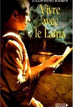Livres Couvertures de Vivre avec le Lama