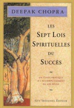 Livres Couvertures de Les sept lois spirituelles du succès