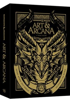 Livres Couvertures de Dungeons and Dragons Art and Arcana [Special Edition, Boxed Book & Ephemera Set]: A Visual History