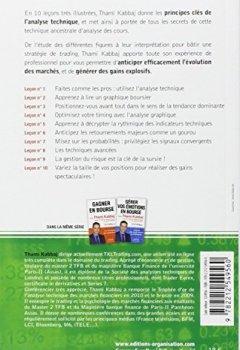 Livres Couvertures de Maitriser l'analyse technique avec Thami Kabbaj : 10 leçons pour gagner