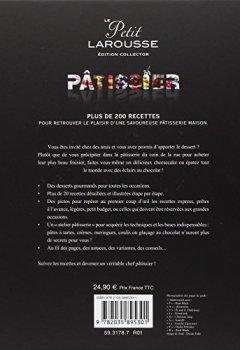 Livres Couvertures de Petit Larousse illustré Pâtissier (série limitée)