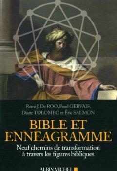 Livres Couvertures de Bible et Ennéagramme - Neuf chemins de transformation à travers des figures bibliques
