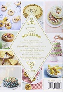 Livres Couvertures de Toute la pâtisserie