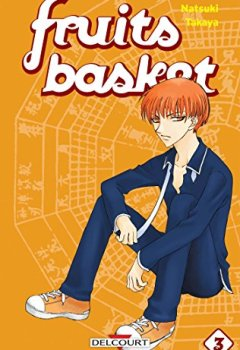 Livres Couvertures de Fruits Basket Perfect T03