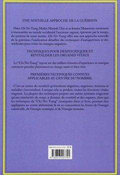Livres Couvertures de Chi Nei Tsang : Massage chi des organes internes