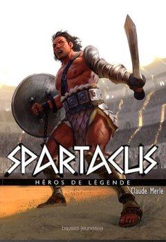Livres Couvertures de Spartacus