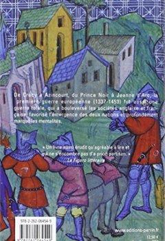 Livres Couvertures de La guerre de Cent ans