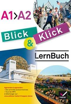 Livres Couvertures de Blick und klick Allemand Lernbuch 4e éd. 2016 - Cahier de l'élève