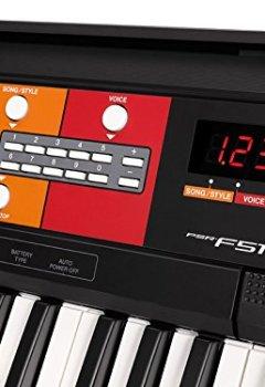 Livres Couvertures de Yamaha - PSR-F51 - Clavier Electronique - 61 Touches
