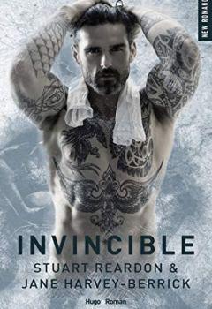 Livres Couvertures de Invincible (New Romance)