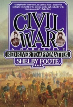 Buchdeckel von The Civil War Volume III: Red River to Appomattox