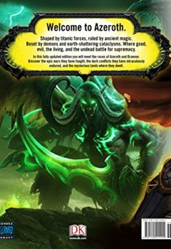 Livres Couvertures de World of Warcraft: Ultimate Visual Guide, Updated and Expanded