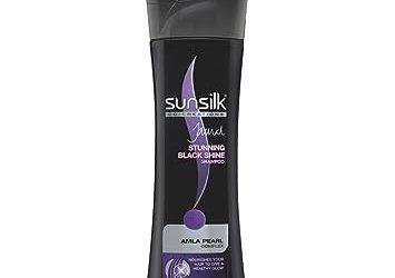 Sunsilk Stunning Black Shine Shampoo