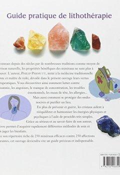 Livres Couvertures de Ces pierres qui guérissent... : Guide pratique de Lithothérapie